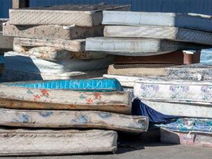 Mattress Recycling Center