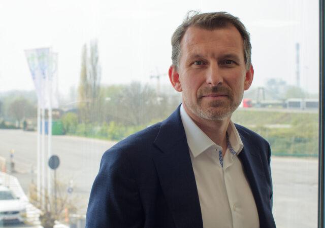 Mark Thys, Managing Director Renewi België